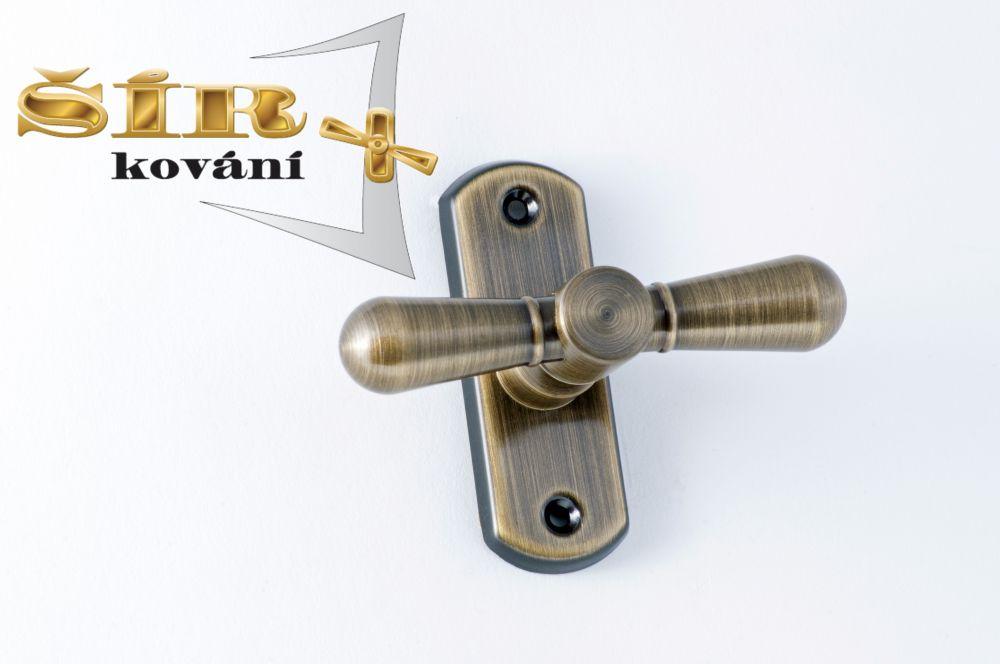 Oliva DÁŠA BR - pevný hranol 6x6 pro okenní jazýček