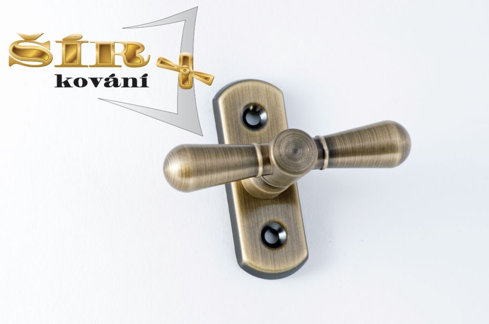 Oliva DÁŠA BR R43 - hranol 6x6x30 pro rozvorový strojek