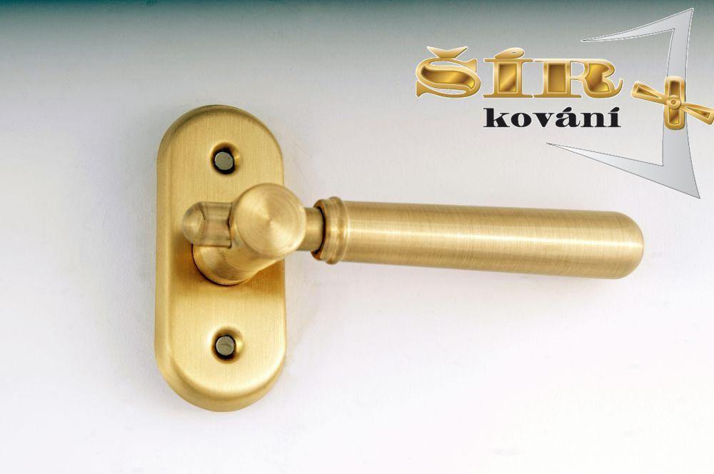 Klika Balkon DÁŠA SAT - hranol 8x8 pro balkonový zámek
