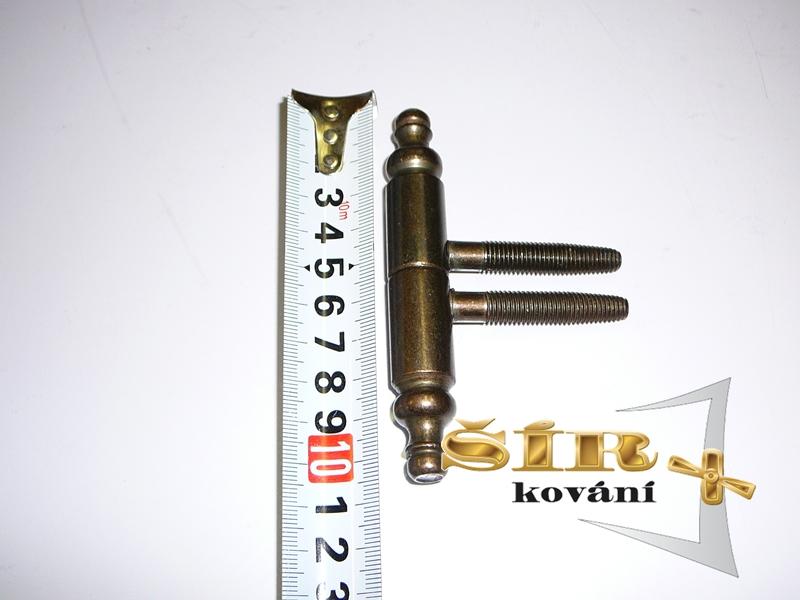 Dveřní závěs Otlav Bronz 190160B104 CF+CG