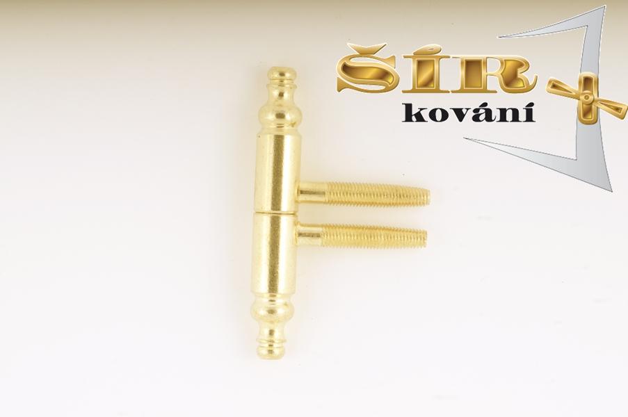 Dveřní závěs Otlav Mosaz 1901600002 CF+CG