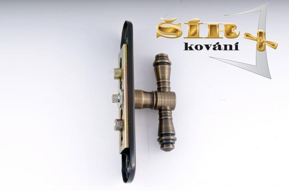 Rozvora EVA BR -pro rozvorové dráty dvoukřídlích špaletových oken 10/ks
