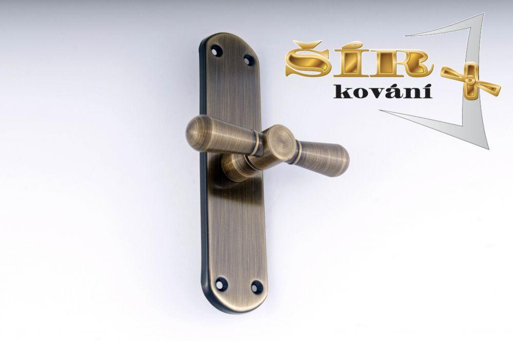 Rozvora DÁŠA BR -pro rozvorové dráty dvoukřídlích špaletových oken 10/ks